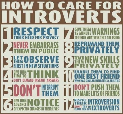 Care for Introverts